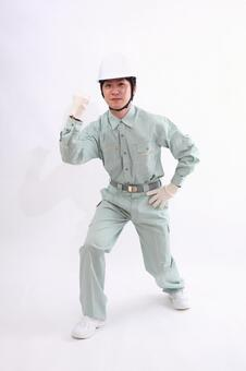 Male working clothes 9