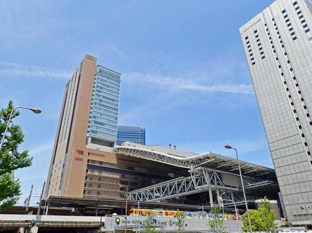 JR 오사카 역 2