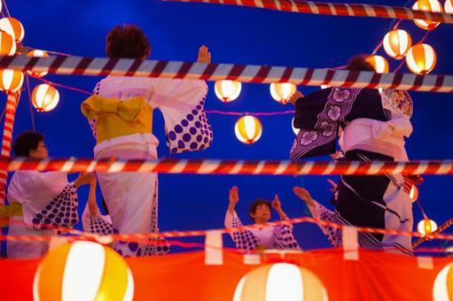 Summer festival oar 4