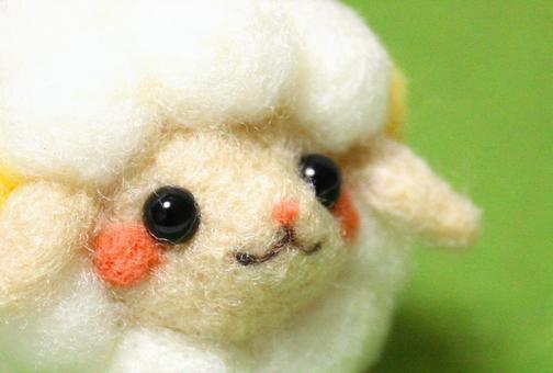 Sheep up