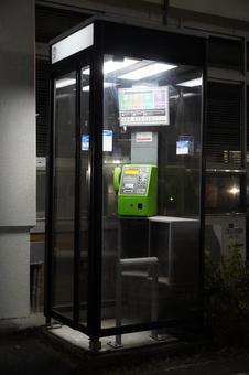 夜間電話亭