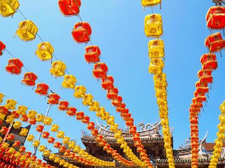 Thean Hou Temple, Lukang, Taiwan