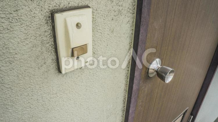アパートのインターホンの写真