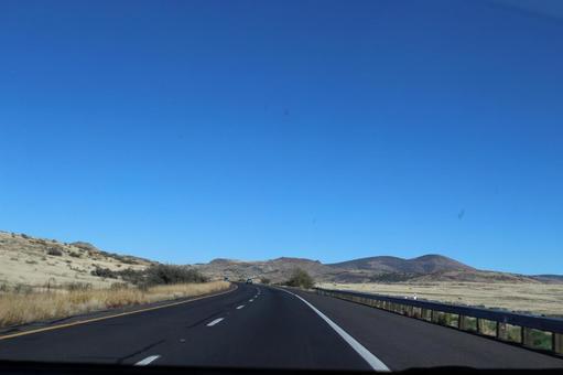 미국의 고속도로 드라이브