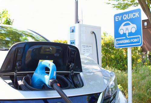 Electric vehicle EV charging