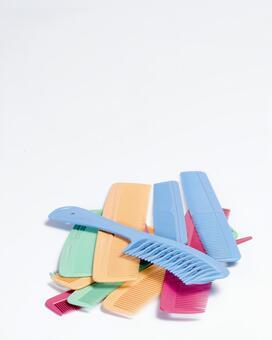 Colorful comb 2