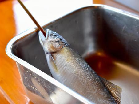 Yana's sweetfish
