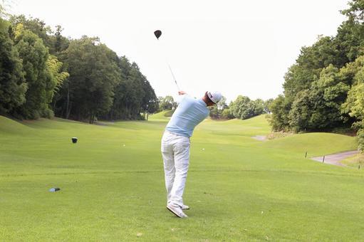 Men who golf 1