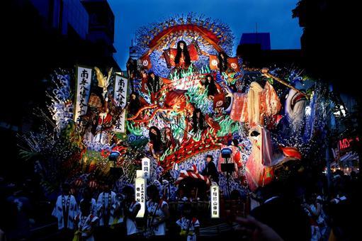 Hachinohe 3 companies big festival