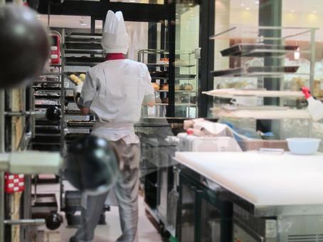 Bakery kitchen