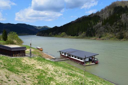 Mogami River Japan's Three Fastest Rivers
