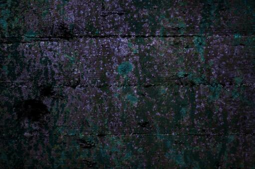 Moldy concrete fence horror image background
