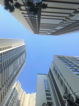 High-rise condominium & office