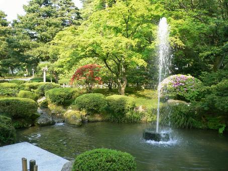 Kanazawa Kenrokuen 2