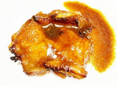 Teriyaki chicken / Teriyaki chicken steak / side dish / food