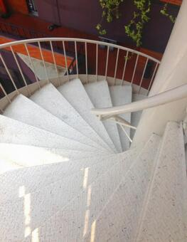 Staircase 19 - spiral staircase