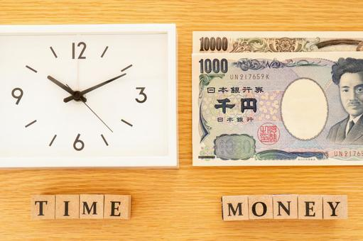 Image of Time is money