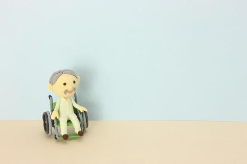 Wheelchair's Old Man 4