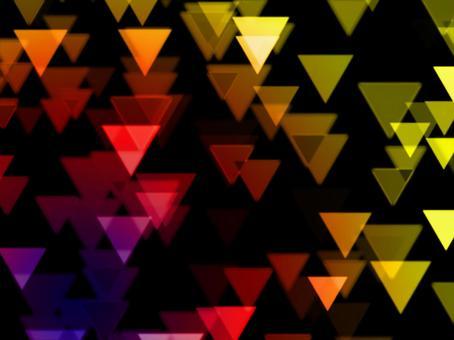 Background Material · Design · Black x Triangular