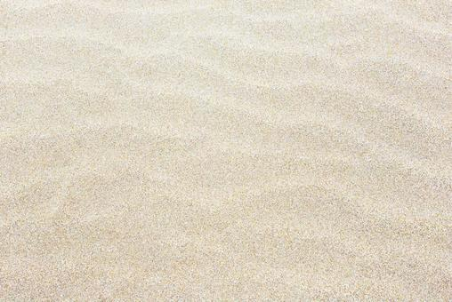 Background texture material for sandy beaches, wave traces, and sand crests