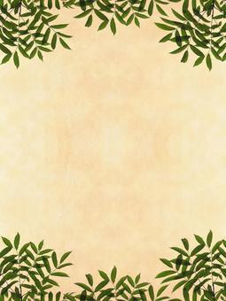 綠葉框架2