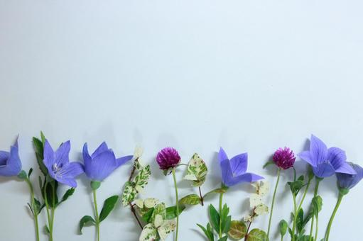 Flower frame Feng chinese background Background wallpaper material