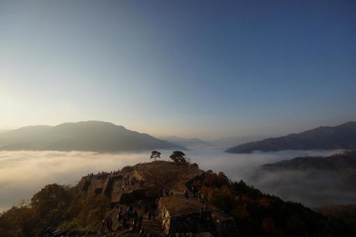 한국의 마추피추 다케다 성터