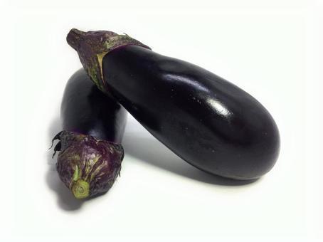 Vegetable vegetable eggplant 2