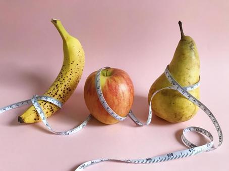 Pear Apple Banana Body Type Major