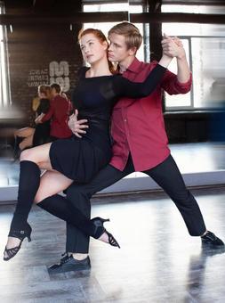 Dancing in a duet 22