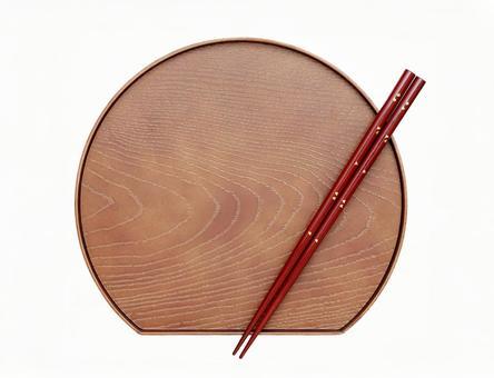 Obon and chopsticks