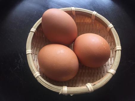 Ingredients red egg