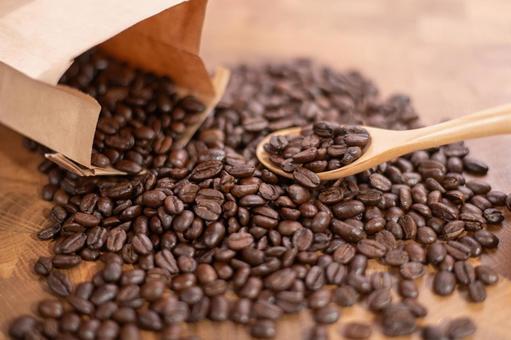 咖啡豆圖像