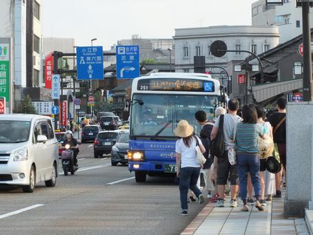 Kanazawa city tourism