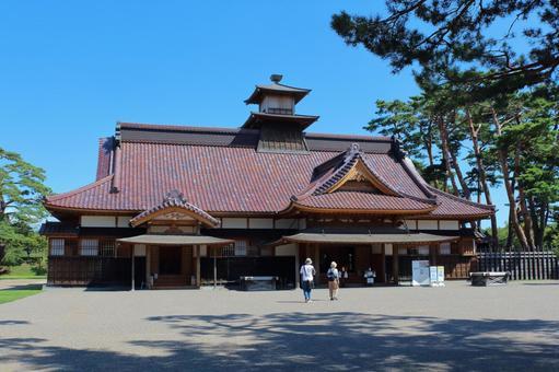 Hakodate, Goryokaku Park, Hakodate Magistrate's Office