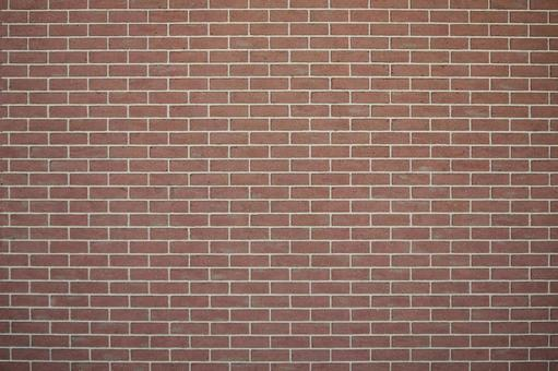Dark brown brick tiles | Free background material for cute brick walls