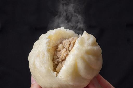 Meat bun Pork bun