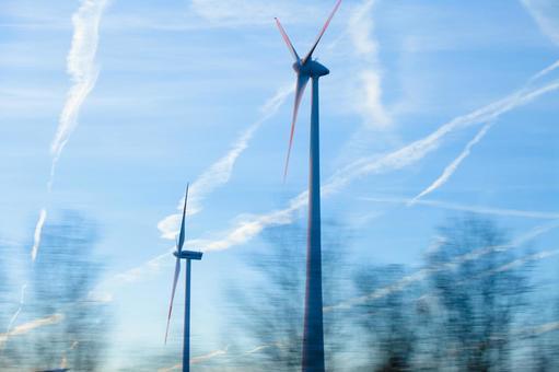 Wind power generation 2