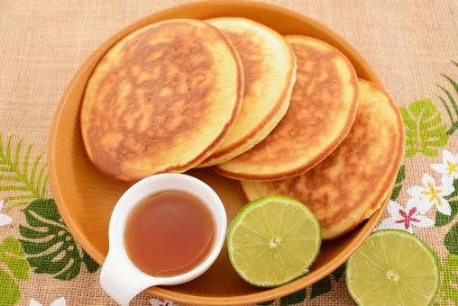 Pancakes that look delicious