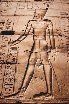 고대 이집트의 벽화 부조