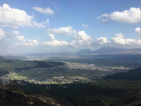 Scenery of Kumamoto