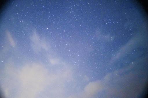 春の天体観測