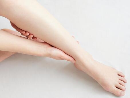 Image of swelling of legs
