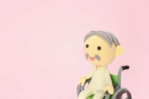 Wheelchair's Old Man 5