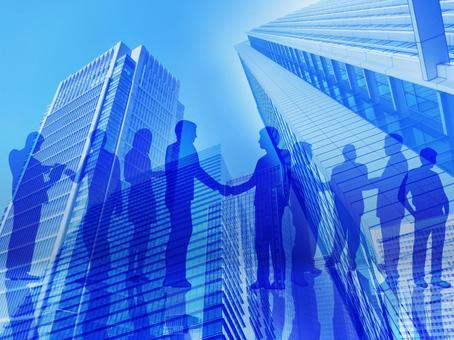 Business - Blue