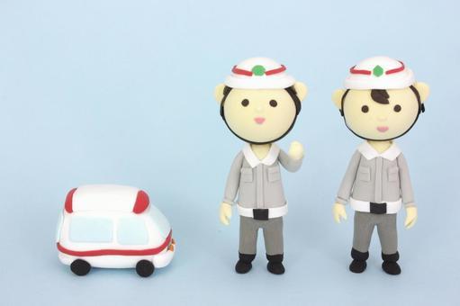 Ambulance and ambulance 3