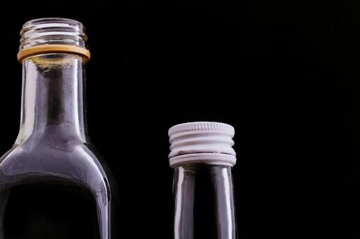 Bottle of liquor