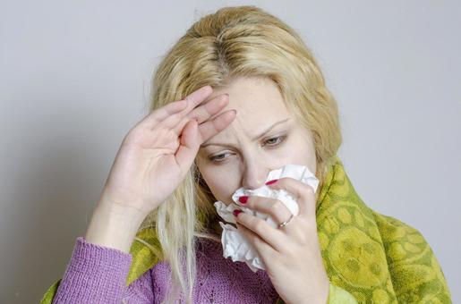 Foreign women nose rust 8