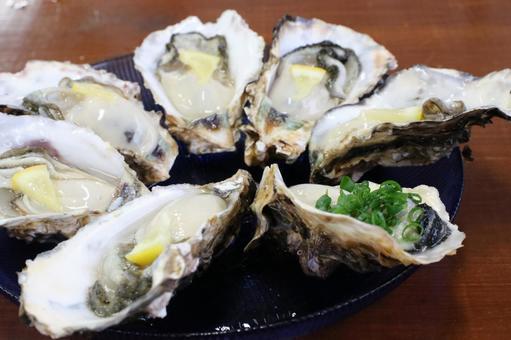 什錦生牡蠣