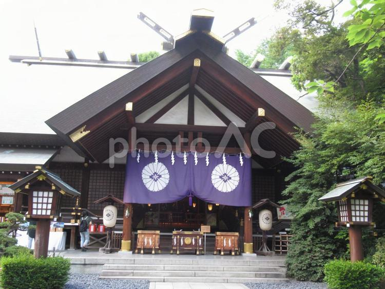 東京大神宮の写真